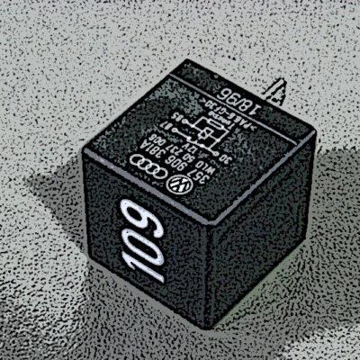 Problemas con el relé 109