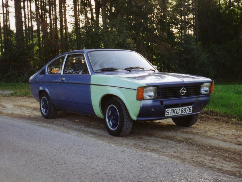 Opel Kadett C Coupé