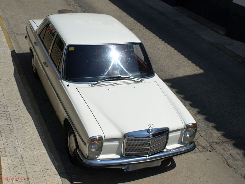 Mercedes gama W115