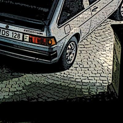 Publicidad Volkswagen Scirocco