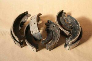 Zapatas de freno de tambor para Renault 4.