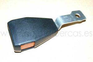 Cierre cinturón de seguridad Mercedes W116, W123.