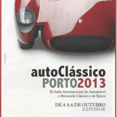 Auto Clássico Porto 2013