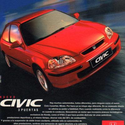 Honda Civic (1995)