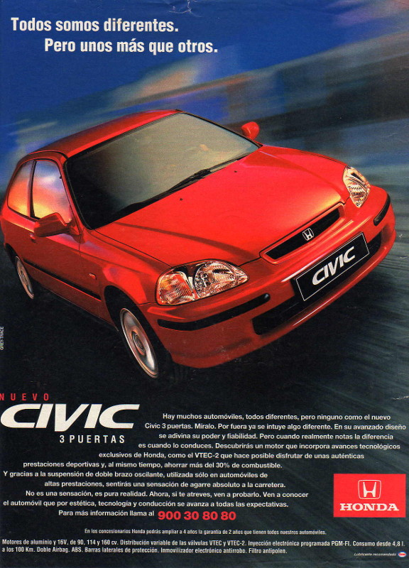 Honda Civic (1995)