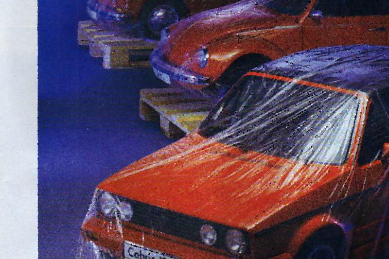 Publicidad – Volkswagen Classic (año 1993)
