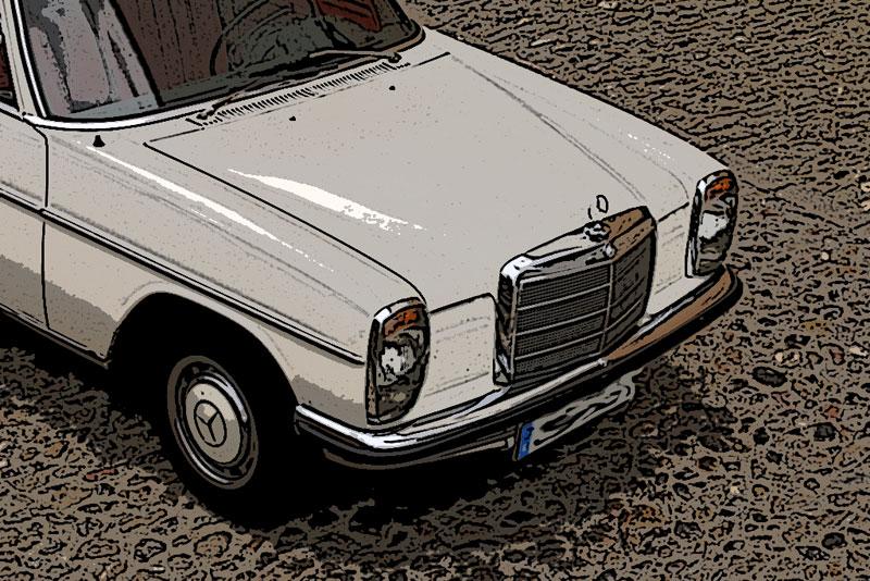 Los precios del Mercedes W114/W115