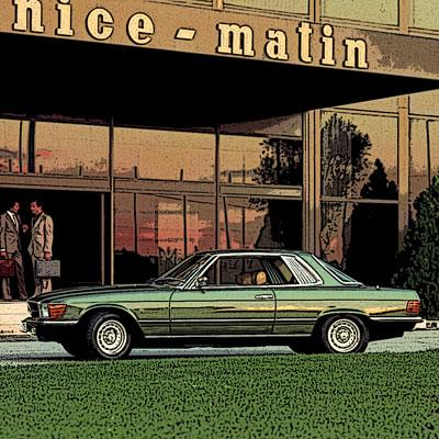 Recambios usados para Mercedes de la gama C107.