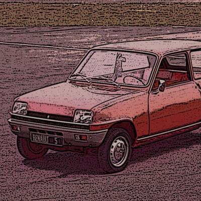 Recambios usados para Renault 5